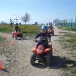 kids play on Znjan, Split