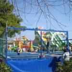 Kids playing in Znjan