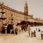 Beaumont fountain in Split