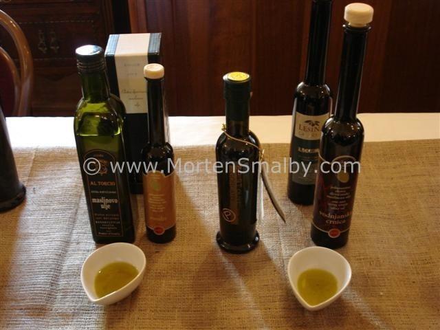 olive oil fair