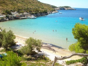 Holidays on Bisevo - Porat beach