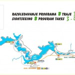 Walking route B Plitvice Lakes
