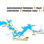 Walking route E Plitvice Lakes