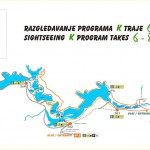 Walking route K Plitvice Lakes