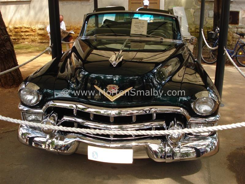 Brijuni Car from Tito