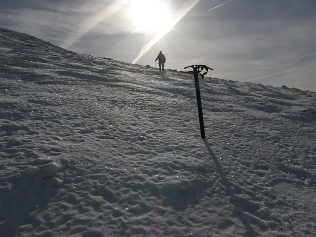 Paklenica in the winther