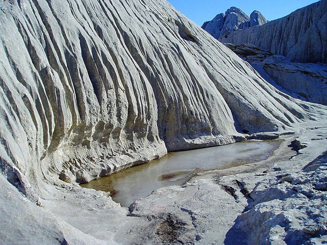 Uniqui natur at National park Paklenica