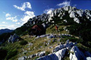 National park Risnjak