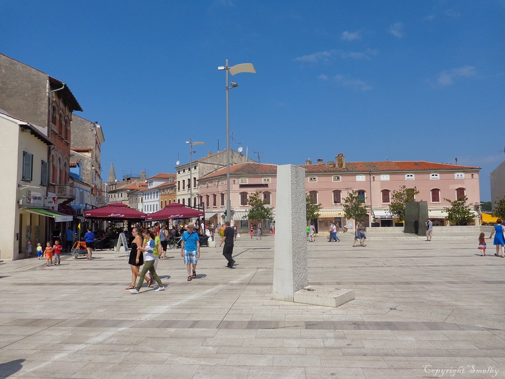 porec main square