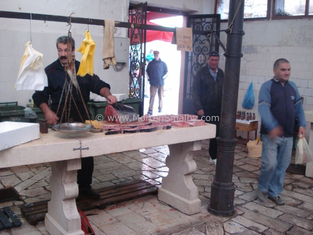 Fish market in Split (6)