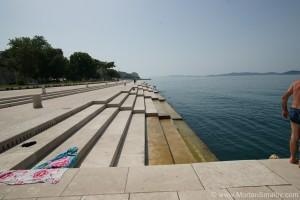 Zadar sea organ