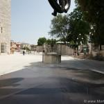 Zadar ruins