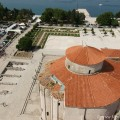 Zadar view from tower