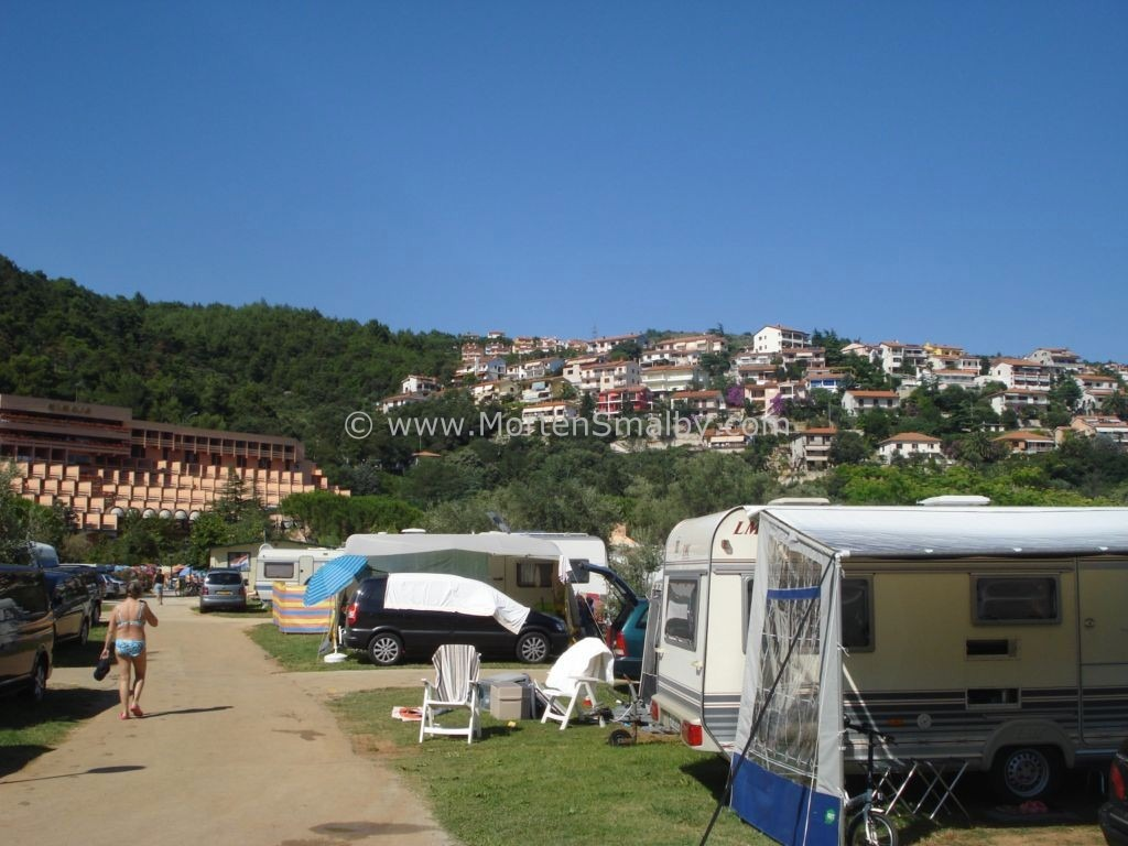 Rabac – Holiday at Camping Oliva