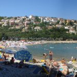 Beach on Oliva in Rabac
