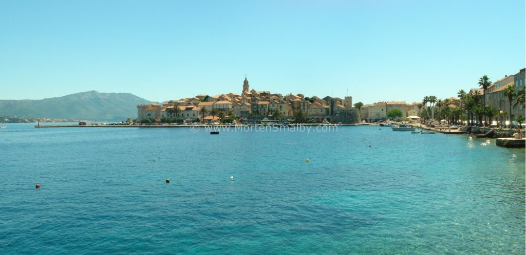 korcula-old-town-panorama