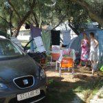 Novice on the Camp Oliva in Rabac