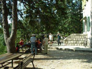 Mount Mosor Umberto Girometta mountain hut