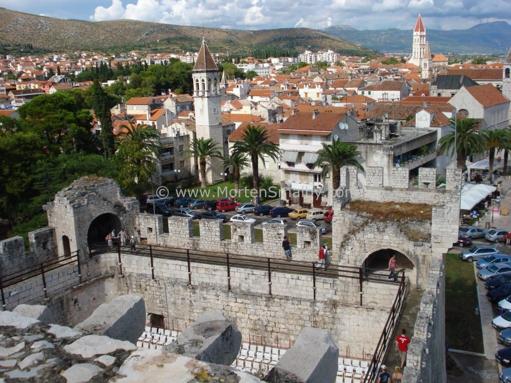 Holidays In Trogir Croatia Old Town Of Trogir Unesco