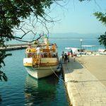Bol Brac excursion boat