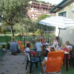 Camping life in Rabac