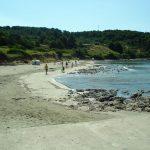 Korcula Beach in Lumbarda