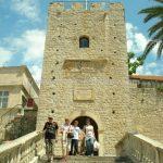 Korcula town gate