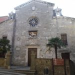 Labin Church of the Birth of Blessed Saint Mary