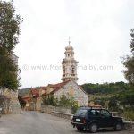 Lozisca  Brac Church
