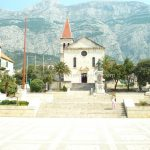 Makarska St Marks Cathedral