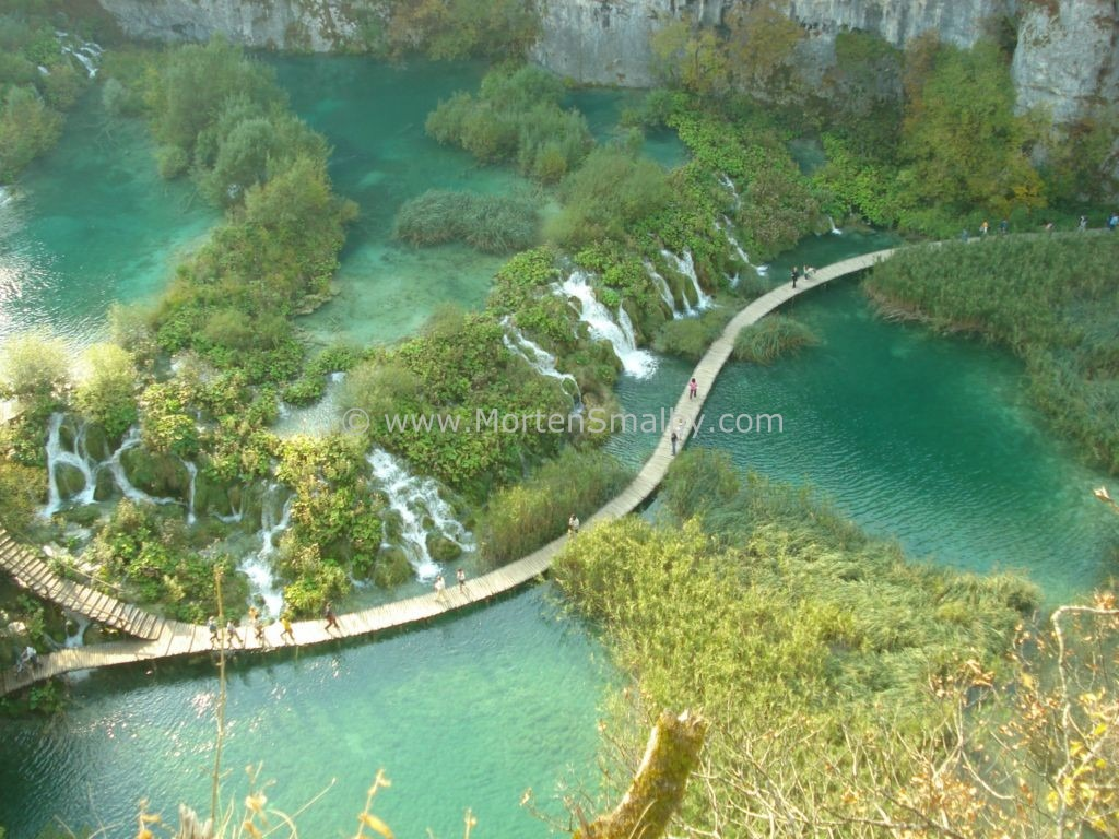 Plitvice Lakes October