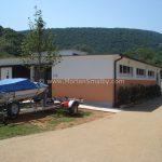 Rabac Camp Oliva toilet facilities