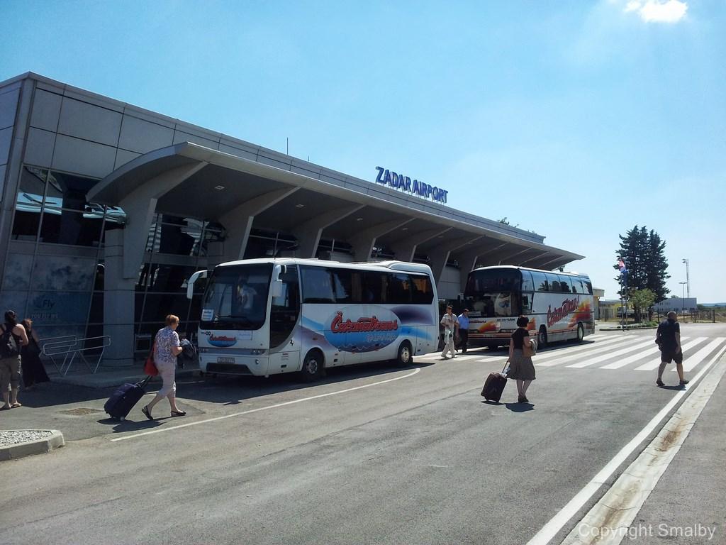 Airportbus Zadar