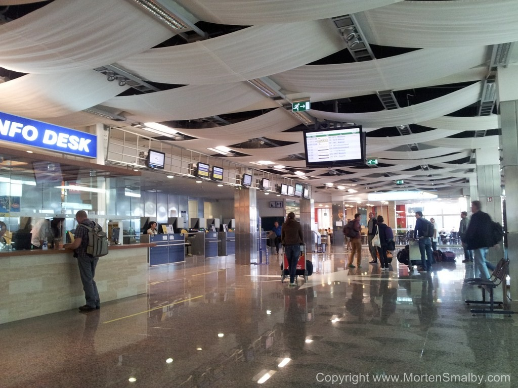 Terminal airport zadar