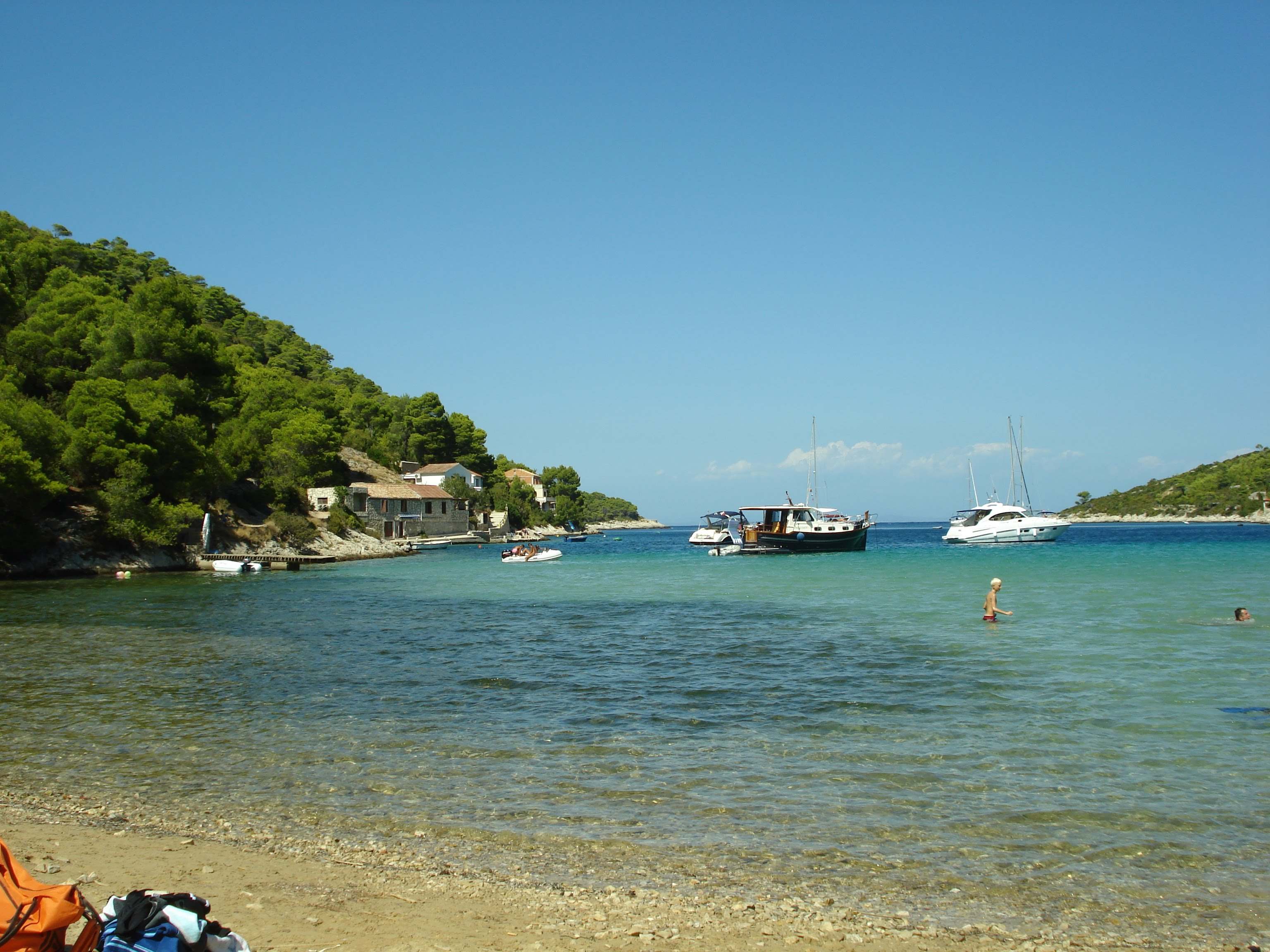 Stinica beach Island Vis