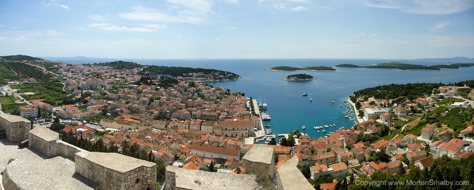 Town Hvar View
