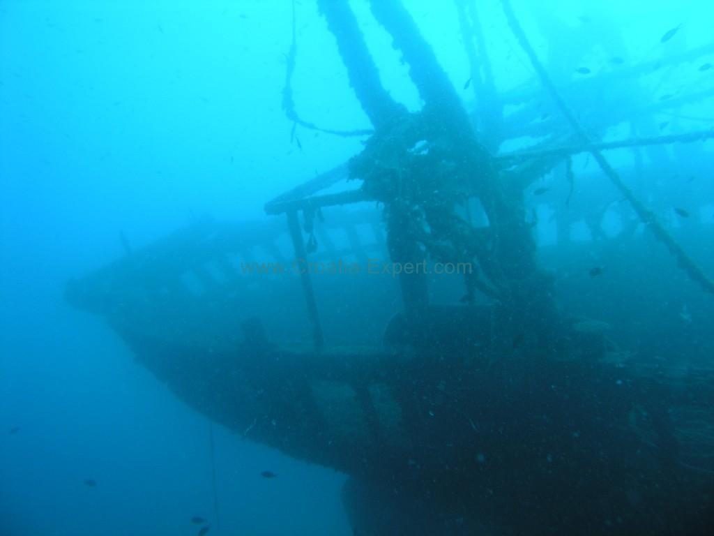 Wreck Croatia