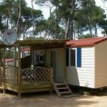 Mobile Home Camping Soline