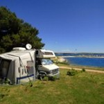 Mobile home Camping Stupice