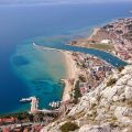Omis see from Fortica