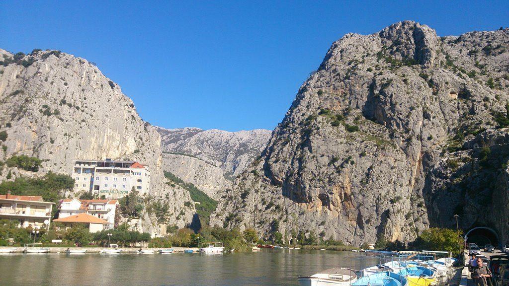 River Cetina Omis
