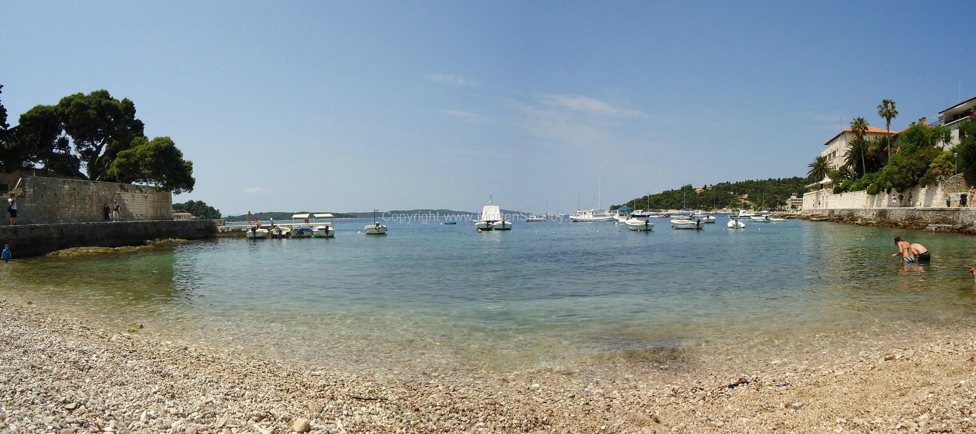 Beach Hvar