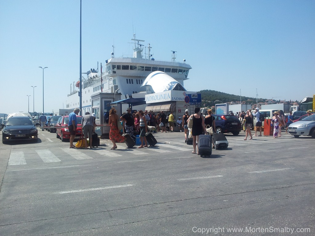 Ferry Split