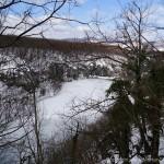 Frozen Lake Plitvice