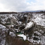 Plitvice Waterfalls Winter