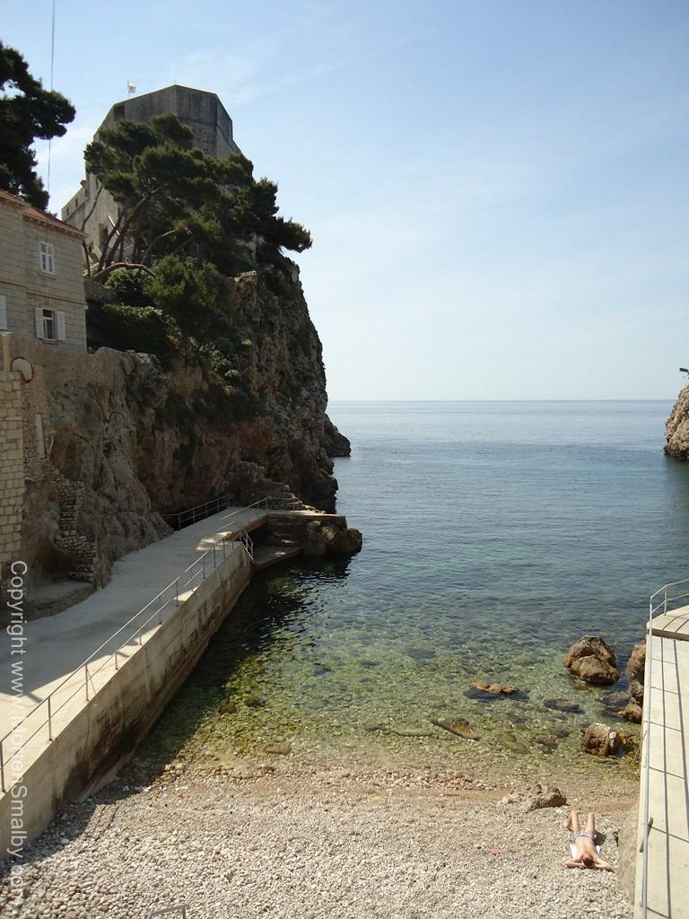 Beach Dubrovnik