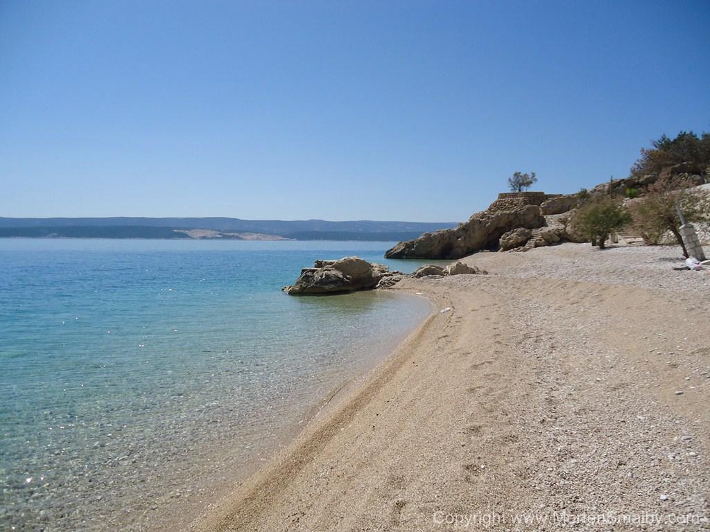 Beach Lokva Rogoznica