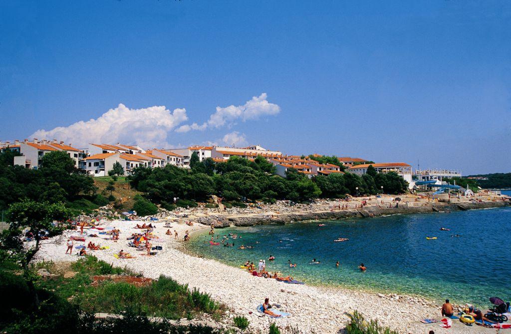 Verudela Beach Pula Croatia