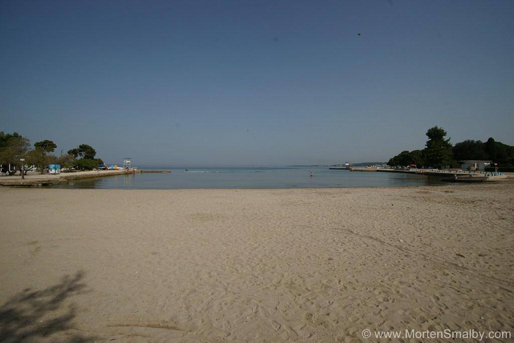 Beach Zadar