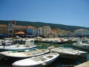 Cres town